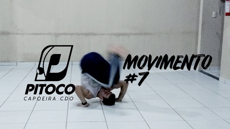 Capoeira - Movimento Pitoco CDO 7