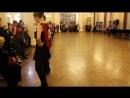 Ирландские танцы. Флешмоб в Челябинском театре оперы и балета