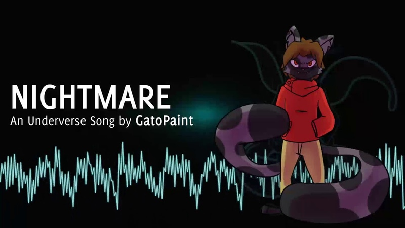 UNDERVERSE SONG | Nightmare by GatoPaint