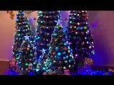 Искусственная ель со Светодиодной подсветкой LED