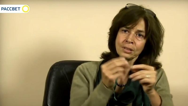 Ольга Четверикова Украина и РФ Яхве нужен труп Минска