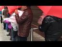 Миллион подписей против пенсионной реформы сдают в приемную президента активисты «Сути времени»