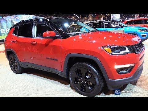 2018 Jeep Compass Latitude - Exterior and Interior Walkaround - 2018 Chicago Auto Show