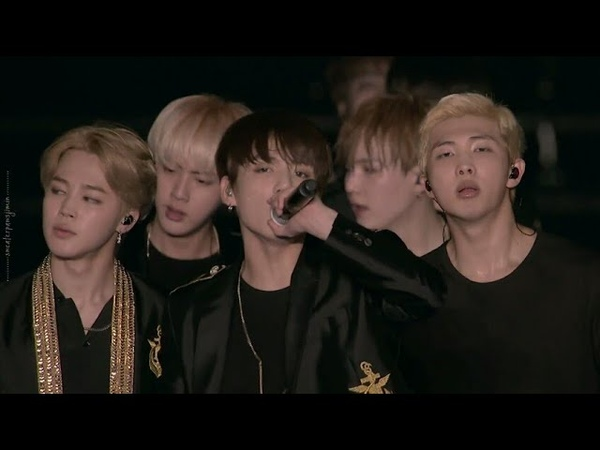 BTS (방탄소년단) Dope Live On Stage Epilogue Japan Edition 2016