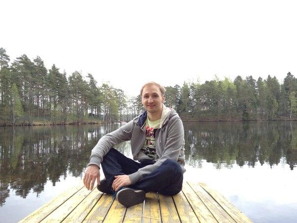 Иван Кораблев-Дайсон   Санкт-Петербург