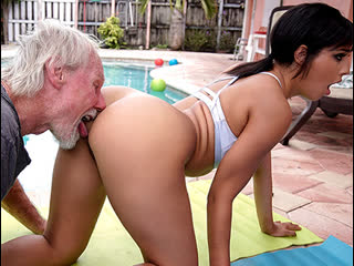 LIL PRN Ass Parade - Kosame Dash - Old Man Loves The Booty  1080p Amateurs, Big Ass, Brunette, Busty, Latin, POV