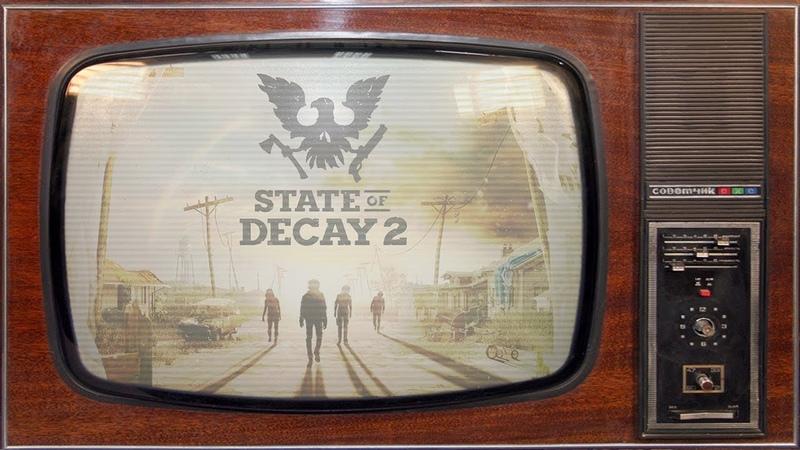 Adviser.exe (Выпуск 23) - Обзор игры State of Decay 2