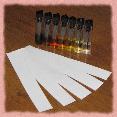 Как сделать так чтобы бумага пахла духами