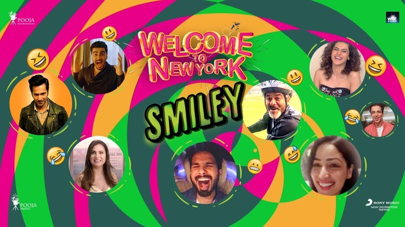 Smiley – Welcome To New York | Shahid | Varun | Taapsee | Yami | Boman | Dhvani | Feb 23 in 3D