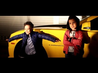 BEHIND THE SCENES: KIDS MODELS EDITION & CAMARO ft DANIEL Boutique Advertising Photography