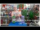 Pote Puxa-Saco de Garrafa pet Vó Neide e suas pets