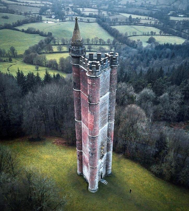Башня Короля Альфреда, Сомерсет, Великобритания