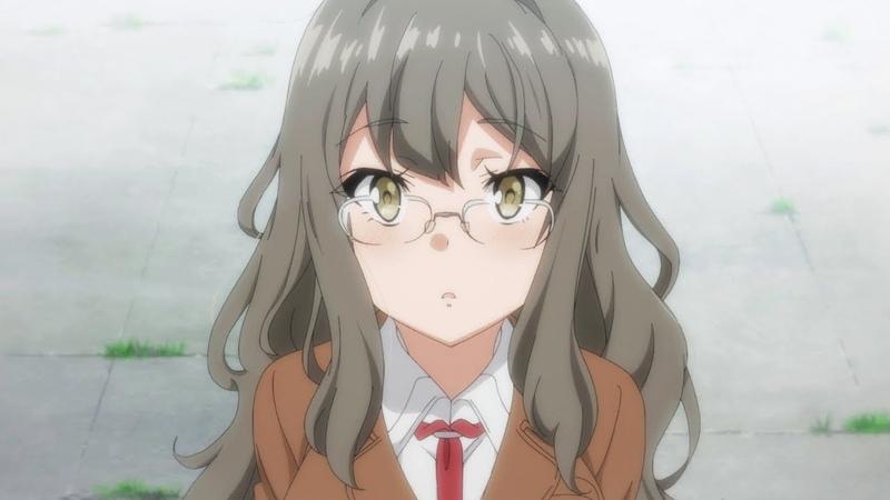 Seishun Buta Yarou wa Bunny Girl Senpai no Yume wo Minai Amv Lost