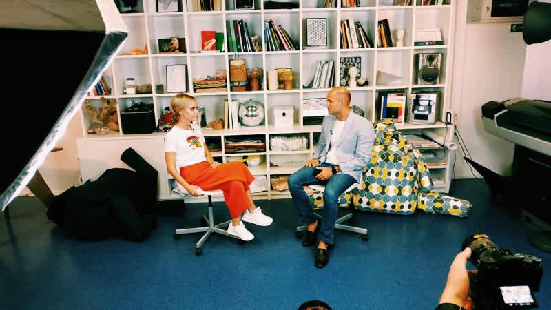Как преобразить интерьер одним элементом - в интервью с дизайнером Валерией Даньковской