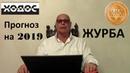 Прогноз на 2019 год ЖУРБА Новости Хазарского каганата от Эдуарда Ходоса №42 от 16 10 2018 г