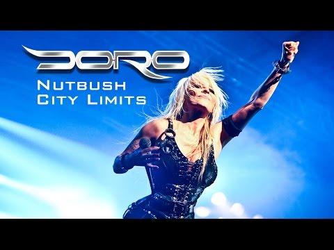 DORO PESCH Live NUTBUSH CITY LIMITS TIna Turner Cover Stereo