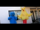Rackaracka-Ronald McDonald VS Cookie Monster