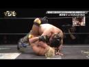 HARASHIMA vs Keisuke Okuda DDT Live Maji Manji 20