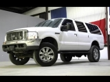 2000 Ford Excursion LIMITED 7.3L DIESEL 4X4 LIFTED CUSTOM for sale in Magnolia, TX