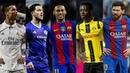 Skills Mix ● Top 10 Dribblers in Football 2017 |HD|