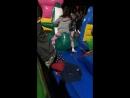 Асанали прыгает на батуте ала коль 2018