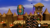 PC Crash Bandicoot 1 N. Sane Trilogy - 19. Native Fortress (часть 2) Gold Relic.