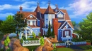 SIMS 4 CATS AND DOGS HOUSE BUILDING | Saddlestone Manor