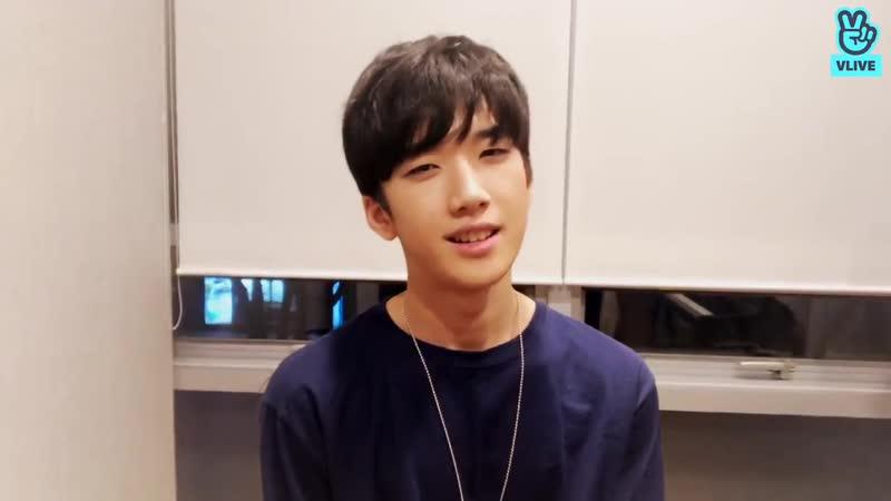 13.11.18 | YG Treasure Box | Treasure B3 | Ha Yoon Bin | V LIVE 1