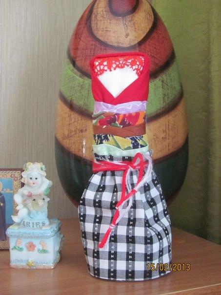 Вязание куклам своими руками
