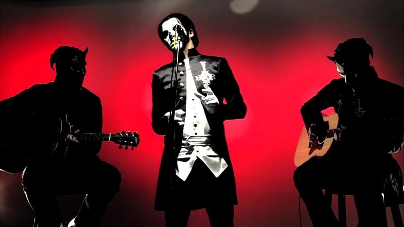 Ghost 'Jigolo Har Megiddo' LIVE in hardDrive Studios Full HD