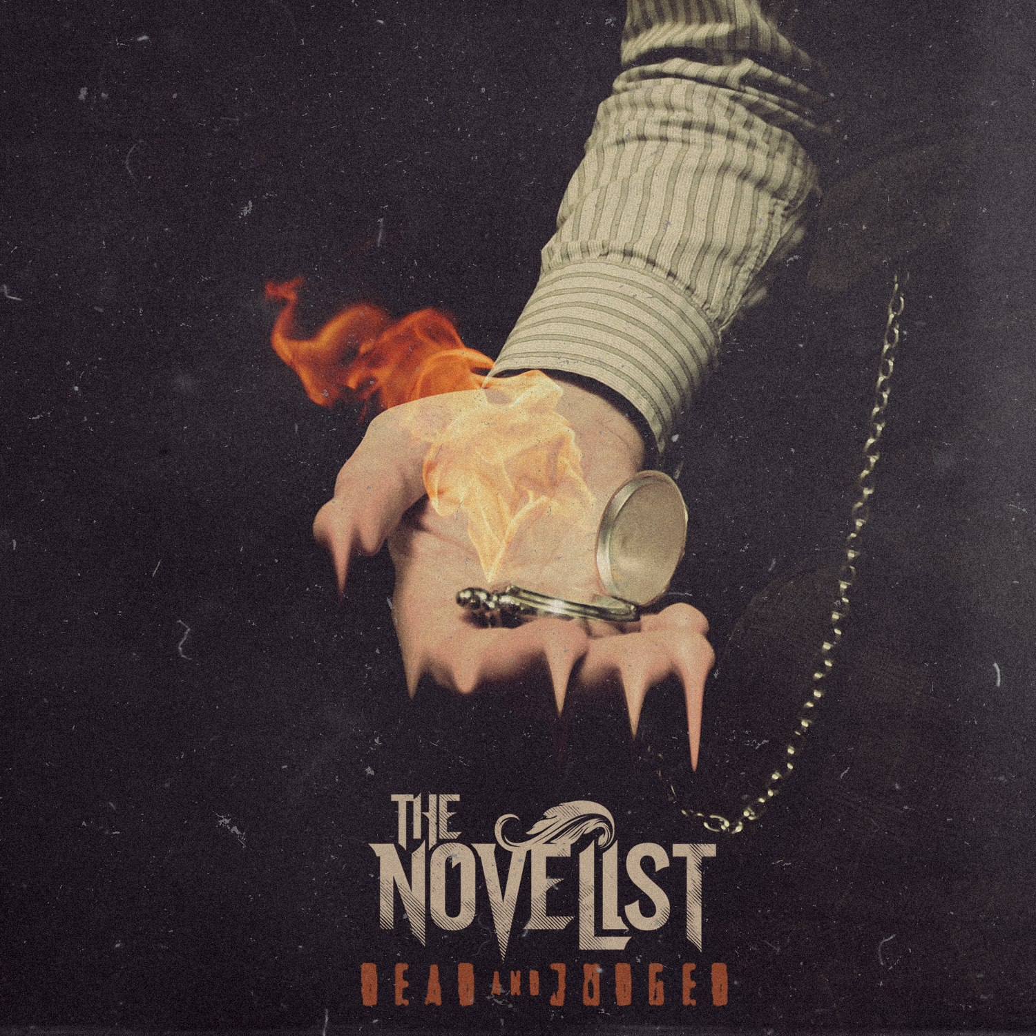 The Novelist - Dead and Judged [EP] (2013)