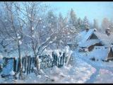 Лидия Русланова  Снега белые, пушистые  Lidiya Ruslanova