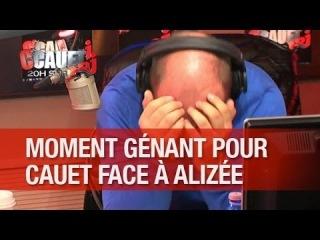 Moment génant pour Cauet face à la chanteuse Alizée ! - C'Cauet sur NRJ