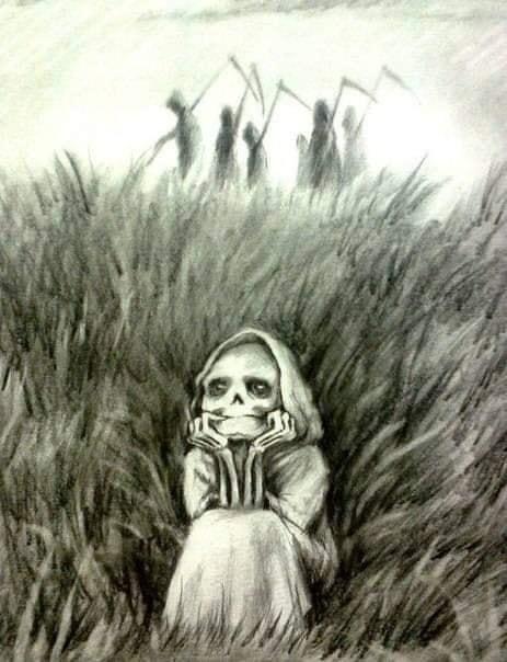 я выкорчёвывал надежду из глубины своей души она ручонками цеплялась всю душу в клочья порвала © стружка