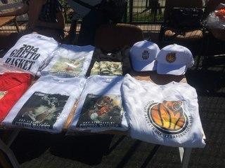 Ghetto basket 2014  2 тур