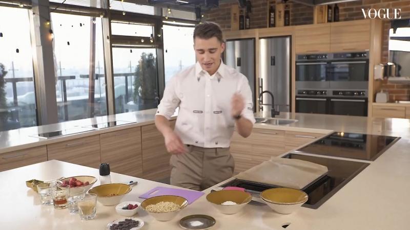 Что приготовить на завтрак Рецепт Артема Королева для ORLY