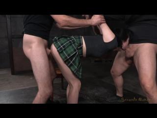 Sexuallybroken - october 14, 2015 - aria alexander (трахают связанных - бондаж,секс bdsm бдсм)