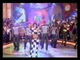 Gretchen Freak Le Boom Boom no programa da Xuxa
