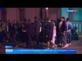 Ночная жизнь на Малой Бронной  в помощь жителям создана мобильная группа - Россия 24