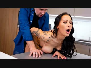 Amia miley - laying pipe for a pornstar