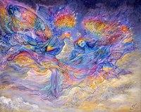 Феи радуги, серия Феи, Жозефина Уолл, художники, сюрреалисты, фэнтези.