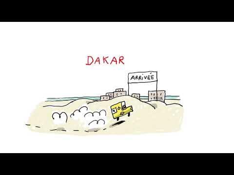 Cest quoi le Rallye Dakar - 1 jour, 1 question