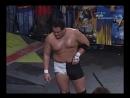 |WM| Самоа Джо против Кристофера Дэниелса против Эй Джей Стайлза - TNA Against All Odds 2006
