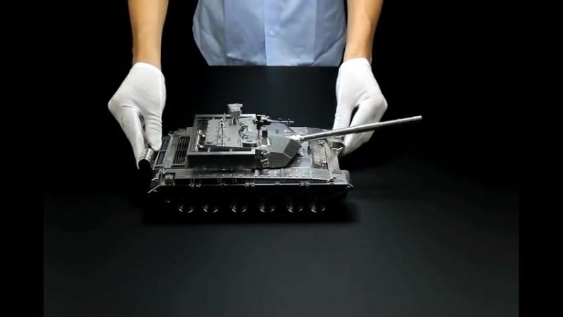 Chinese CNC machine makes a model!
