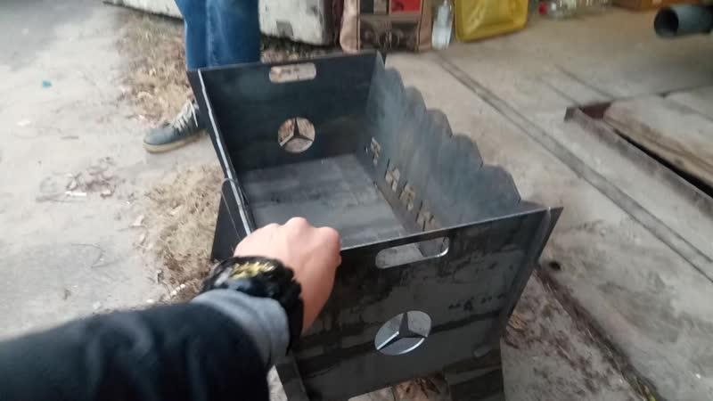 Тест мангала!