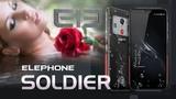 Elephone Soldier - мощный смартфон, 2K-дисплей, 10 ядер и NFC.