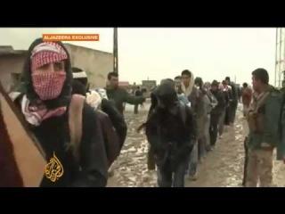 Latest World News - Syrian Kurds seek essential supplies in Iraq