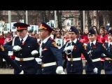 Марш кадет на 9 мая