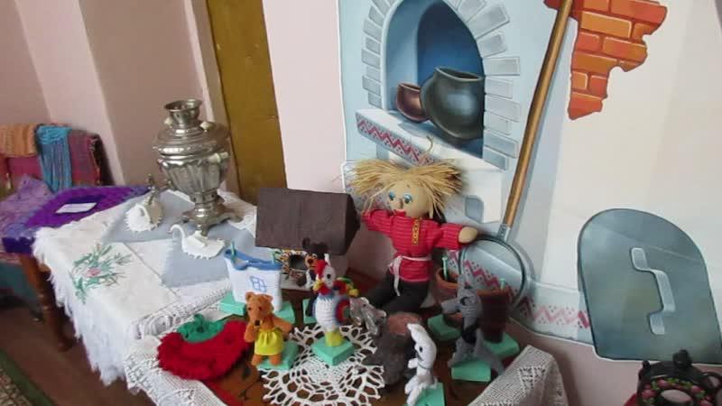 MVI 6329 в 306 детском саду г Омска выставка