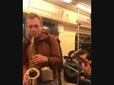 Музыка в московском метро
